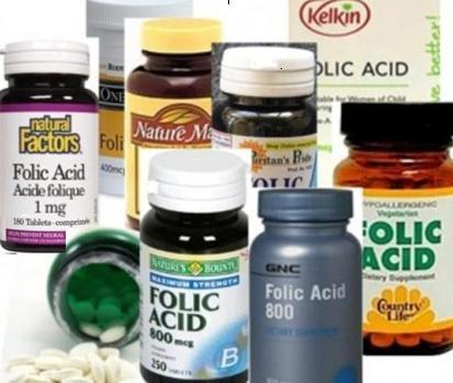 1.acido folico in gravidanza - L'acido folico in gravidanza