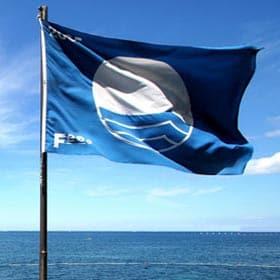 1.bandiere blu - Le spiagge promosse Bandiere blu 2013