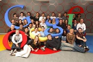 2.Tutti vogliono lavorare in Google - Google, il miglior datore di lavoro al mondo
