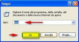 Esegui - Come ripristinare il pulsante Esegui su Windows 7