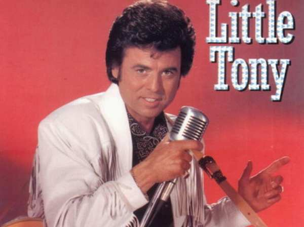 little tony morto - E' morto Little Tony: l'Elvis italiano