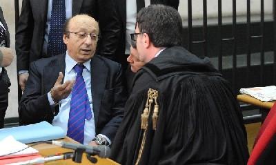 giorno in pretura - Il processo penale di Calciopoli - 2a Parte