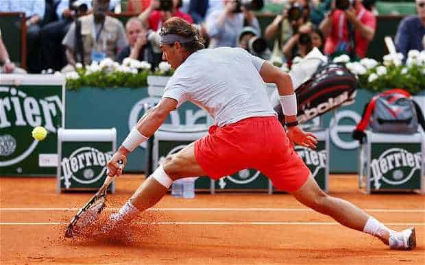 nadal 2583674b - RG2013: l'ottava meraviglia di Rafael Nadal