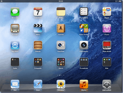 screenshot iPad - Come catturare le schermate su iPad, iPhone e su Mac