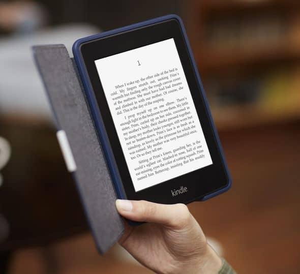 Kindle Paperwhite In Cover - Gli eBook e la rivoluzione del modo di leggere i libri