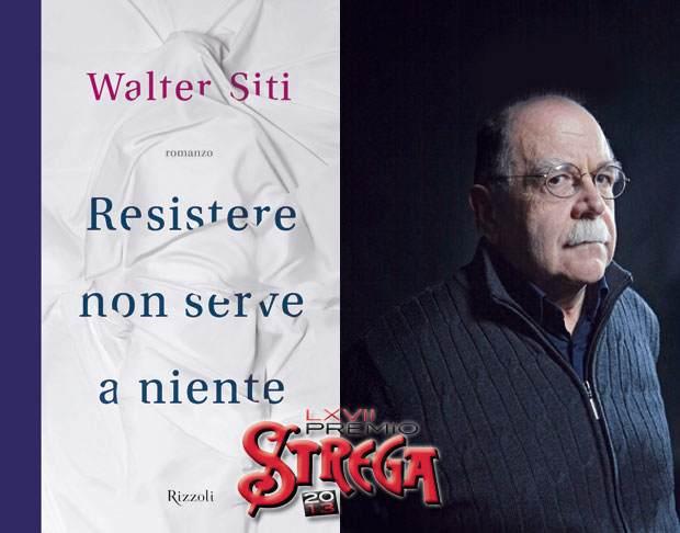 Walter Siti Strega 2013 - Walter Siti vince la 67a edizione del Premio Strega 2013