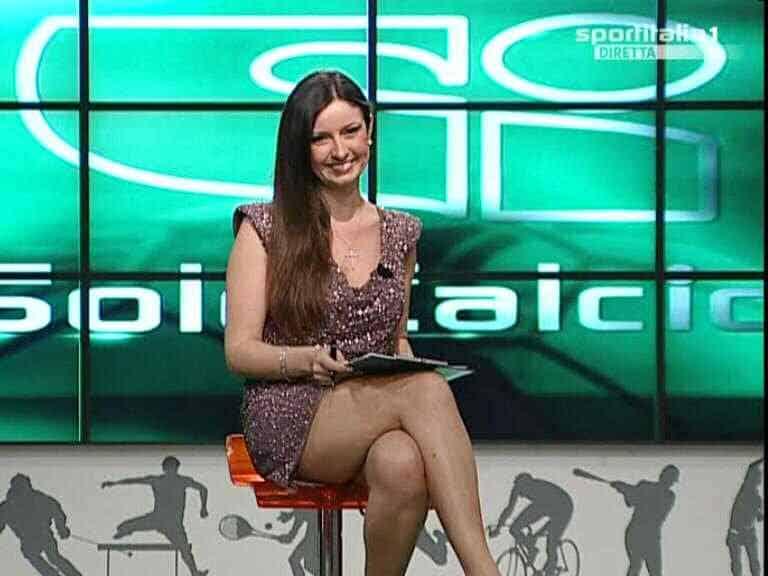 """monica bertini - Mercato e gentil sesso: il mix """"perfetto"""" di Speciale Calciomercato"""