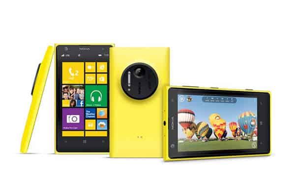 nokia lumia 1020 - La Nokia presenta Lumia 1020, 41 megapixel con sensore Pureview