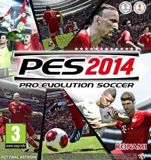 pes2014 cover - Le novità di Pro Evolution Soccer 2014 per battere FIFA