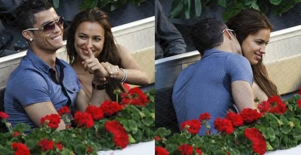 Cristiano Ronaldo e Irina Shayk presto sposi