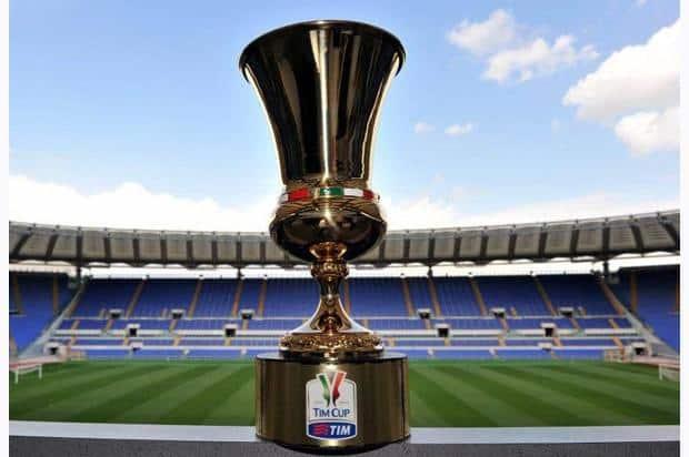 coppa italia - Coppa Italia 3° turno ad eliminazione: tabellini squadre serie A