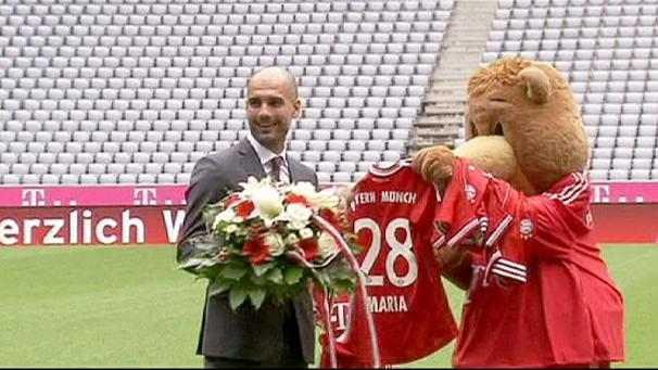guardiola - Bundesliga 2013/2014: tutti a caccia del duo Bayern - Borussia