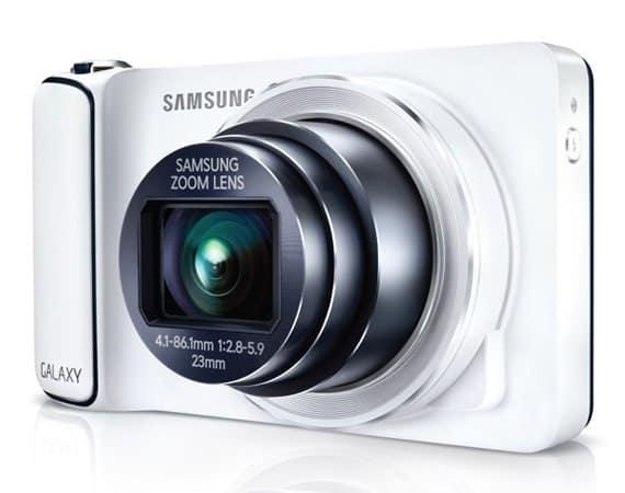 samsung galaxy camera  - Galaxy Camera: la prima fotocamera compatta con il 3G