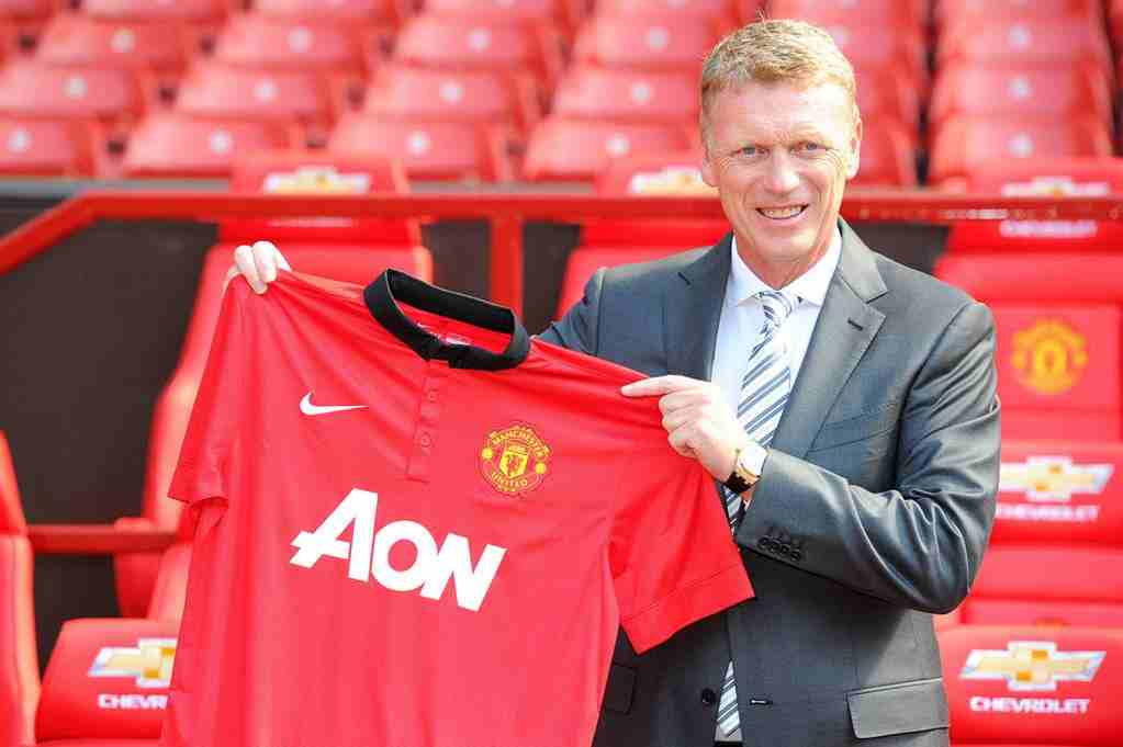 New Manchester United manager David Moyes 2029263 - Premier League 2013-2014: l'equilibrio regnerà sovrano?