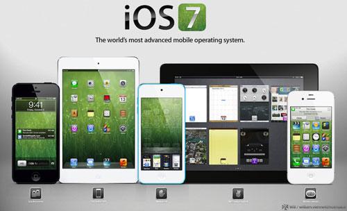 iOS 7 - iOS 7: caratteristiche e come installarlo dopo un backup