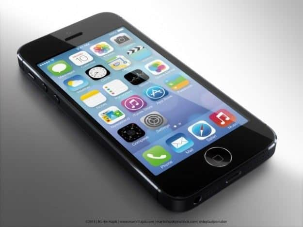 iphone 5s rendering - Presentati da Cupertino gli iPhone 5C e 5S