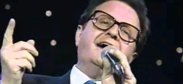 jimmy fontana - E' morto Jimmy Fontana, cantante di Che sarà e il Mondo