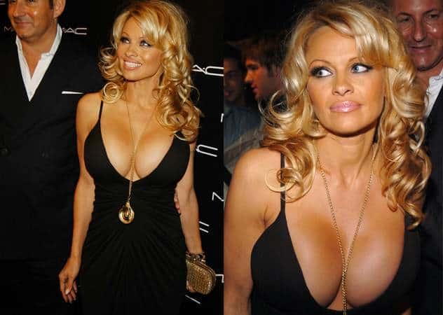 pamela anderson seno - Pamela Anderson parteciperà al GF tedesco