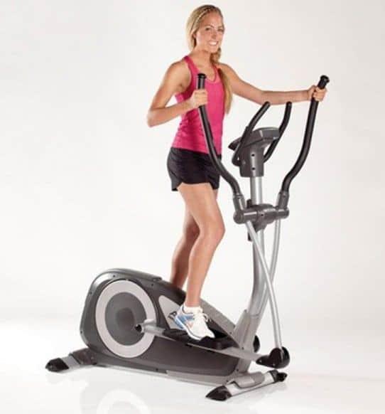 1.ellittica - Una novità nell'allenamento in casa: la bici ellittica