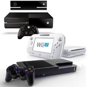 xbox wii u ps4 - PS4, Xbox One e Wii U a confronto