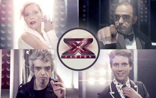 xfactor 2013 promo giudici - X Factor 2013: puntata di giovedì 24 Ottobre