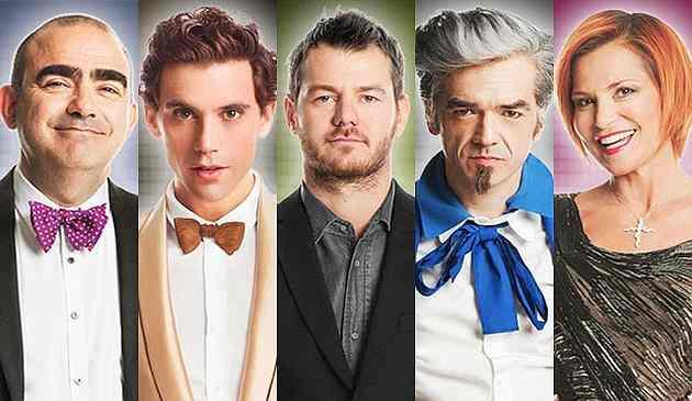xfactor presentatorieGiuria - X Factor 2013: puntata di giovedì 10 Ottobre