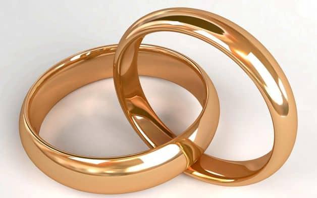 1.fedi nuziali - Le fedi nuziali, il simbolo di eternità del matrimonio