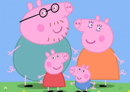 Peppa Pig - Peppa Pig invade anche il cinema