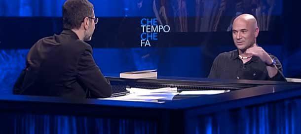 """agassi fazio - Andre Agassi si racconta a """"Che tempo che fa"""""""