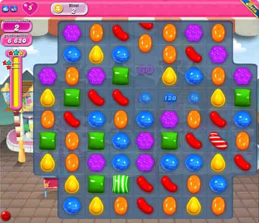 candy crush saga soluzioni livelli 1 350 - Le soluzioni di Candy Crush Saga dal livello 1 al 350