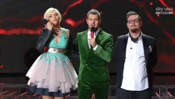 cattalan xfactor - X Factor 2013: Puntata di giovedì 14 Novembre