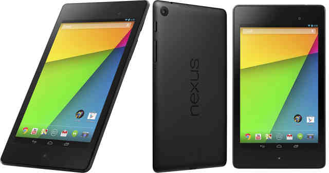 nexus 7 2013 - Ecco le modifiche che Google ha apportato al tablet Nexus 7