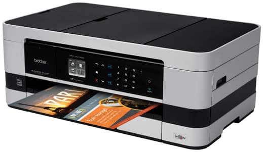 BROTHERMFCJ4410DW - Le migliori stampanti multifunzione del 2013