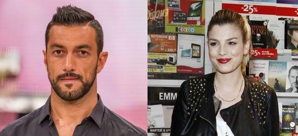emma marrone fabio quagliarella - Fabio Quagliarella spasimante o fan di Emma?