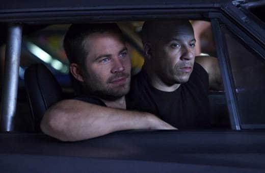 paul walker vin diesel - E' morto Paul Walker l'attore di Fast and Furious