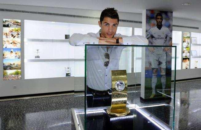 ronaldo2 - Cristiano Ronaldo inaugura il suo museo a Madeira