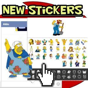 stickersFbcom - Come aggiungere più faccine per la chat di Facebook