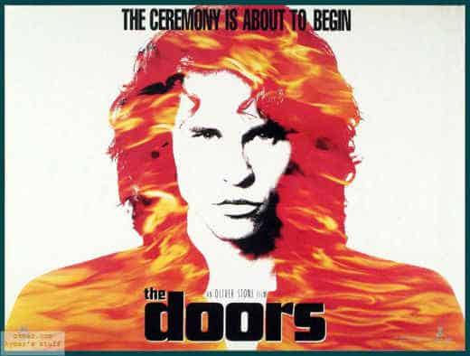 Doors poster - The Doors: il film di Oliver Stone