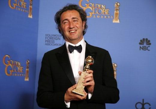 """PAOLOSORRENTINO VINCE GOLDEN GLOBE 2014 - """"La grande bellezza"""" di Sorrentino trionfa al Golden Globe 2014"""