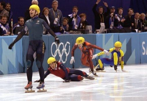 steven bradbury - Steven Bradbury: da brutto anatroccolo a campione olimpico!