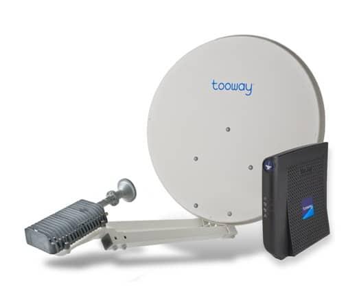 tooway - Una nuova frontiera dell'ADSL: la banda larga satellitare