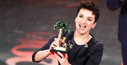 """arisa vince festival sanremo 645 - Arisa vince con """"Controvento"""" il Festival di Sanremo 2014"""