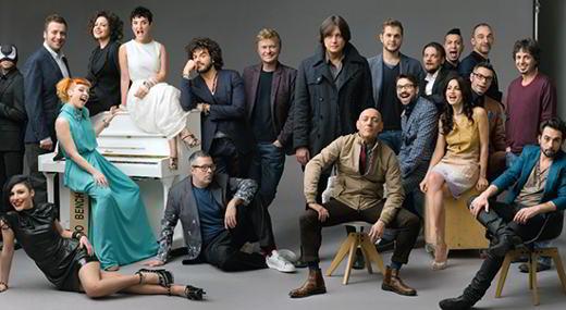 big sanremo 2014 - Il programma delle serate della 64° edizione del Festival di Sanremo 2014