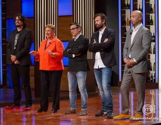 borghese bastianich - MasterChef Italia 3: 21° e 22° puntata - I tre semifinalisti