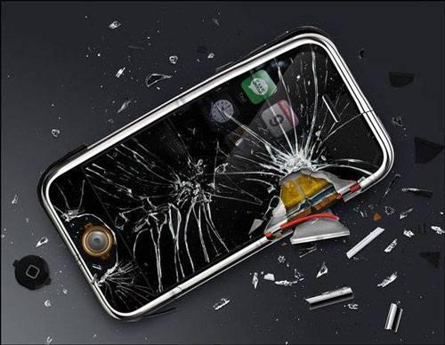 smartphone rotto - Quanto costa riparare il display rotto di uno smartphone?