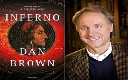 Inferno Dan Brown2 - I libri più venduti di luglio 2013
