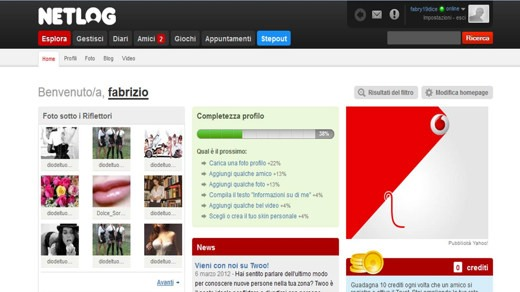 Netlog - Come cancellare il proprio account Netlog