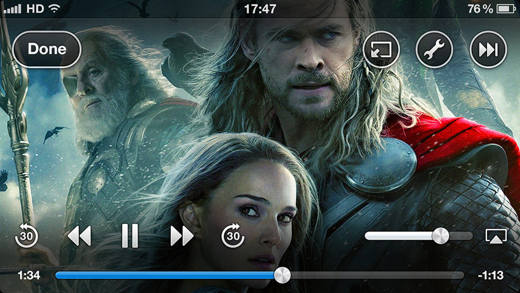 air video hd player - Air Video HD la migliore App per i video in streaming
