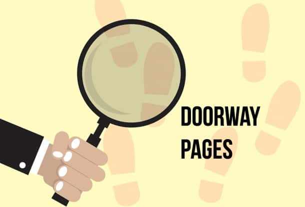 Doorway Pages - Cos'è il Doorway