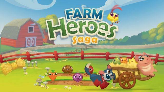 Farm Heroes Saga - Farm Heroes Saga Facebook: trucchi e soluzioni aggiornate dal livello 1 al livello 445